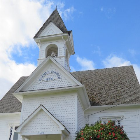 Scotts Mills Friends Church, est. 1894